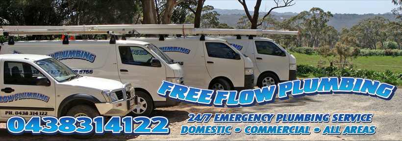 Plumbing Adelaide plumber, gas fittings, blocked drains, & solar hot water